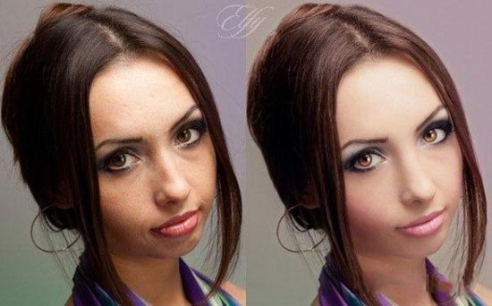 Πριν & μετά το Photoshop (17)
