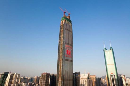 Τα ψηλότερα κτήρια του κόσμου (9)