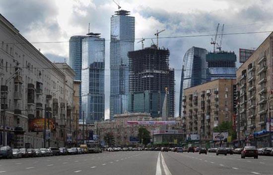 Τα ψηλότερα κτήρια του κόσμου (4)