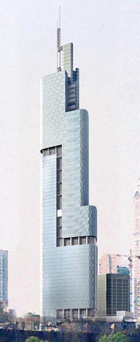 Τα ψηλότερα κτήρια του κόσμου (11)
