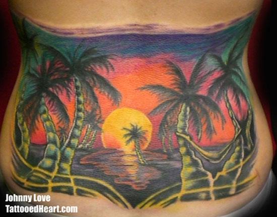 Τατουάζ του καλοκαιριού (1)