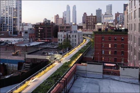 Μοναδικό υπερυψωμένο πάρκο στη Νέα Υόρκη (1)