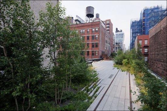 Μοναδικό υπερυψωμένο πάρκο στη Νέα Υόρκη (4)