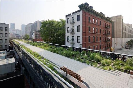 Μοναδικό υπερυψωμένο πάρκο στη Νέα Υόρκη (5)