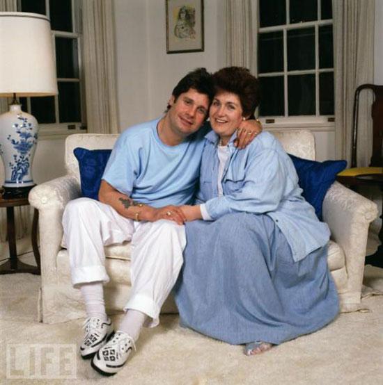 Αναγνωρίζετε αυτό το πολύ διάσημο ζευγάρι; (1)