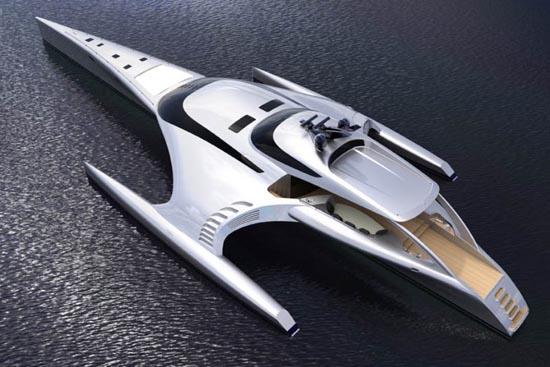 Adastra: Το Superyacht του μέλλοντος είναι εδώ (1)