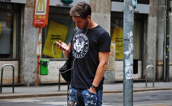 Αγόρια στους δρόμους του Μιλάνου (5)
