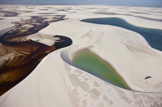 Εντυπωσιακοί αμμόλοφοι στην Βραζιλία (7)