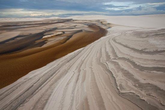 Εντυπωσιακοί αμμόλοφοι στην Βραζιλία (11)