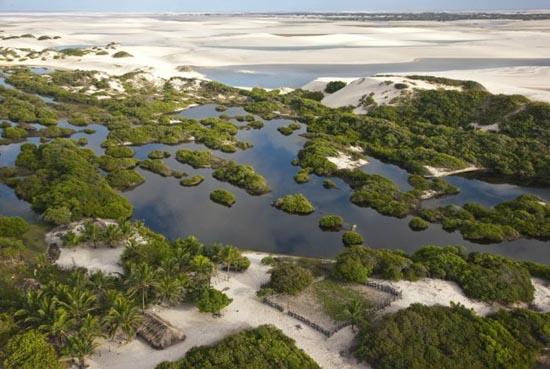 Εντυπωσιακοί αμμόλοφοι στην Βραζιλία (12)