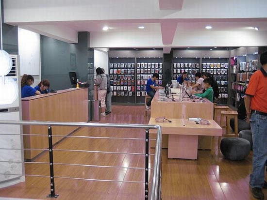 Applestore απομίμηση στην Κίνα (5)