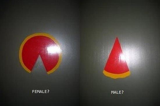 Αστεία & παράξενα σήματα σε δημόσιες τουαλέτες (2)