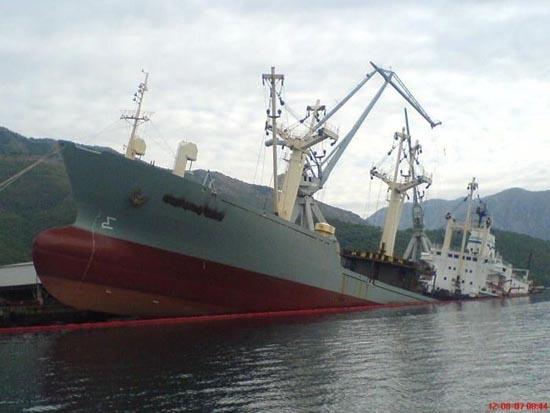 Ατυχήματα πλοίων (1)