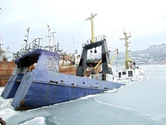 Ατυχήματα πλοίων (3)
