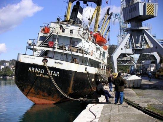 Ατυχήματα πλοίων (4)