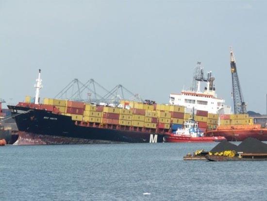 Ατυχήματα πλοίων (5)