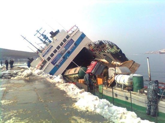 Ατυχήματα πλοίων (13)