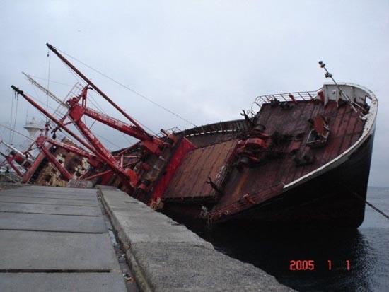 Ατυχήματα πλοίων (22)