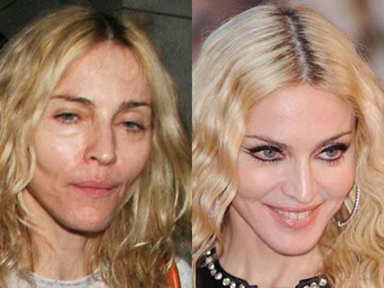 Celebrities χωρίς make up (5)
