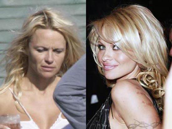 Celebrities χωρίς make up (9)