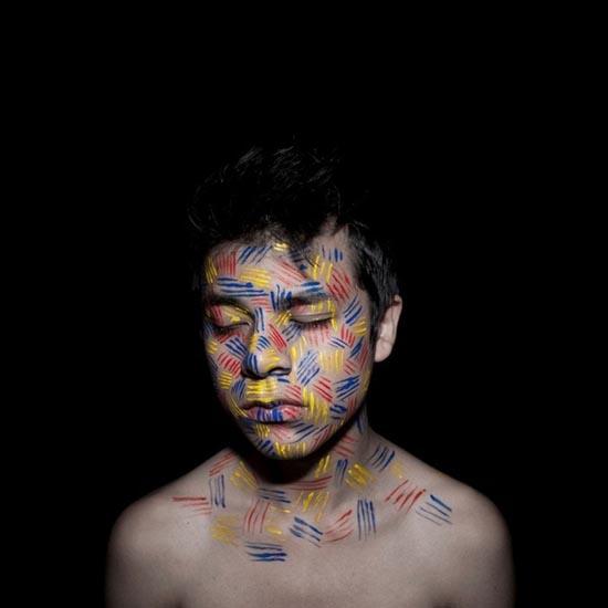 Διάσημα έργα τέχνης ζωγραφισμένα σε πρόσωπα (6)