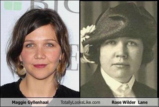 Διάσημοι που μοιάζουν με ιστορικά πρόσωπα (1)