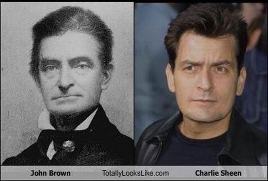 Διάσημοι που μοιάζουν με ιστορικά πρόσωπα (2)