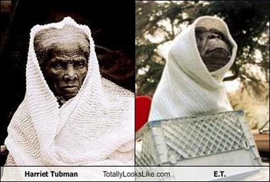 Διάσημοι που μοιάζουν με ιστορικά πρόσωπα (6)