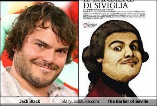 Διάσημοι που μοιάζουν με ιστορικά πρόσωπα (12)