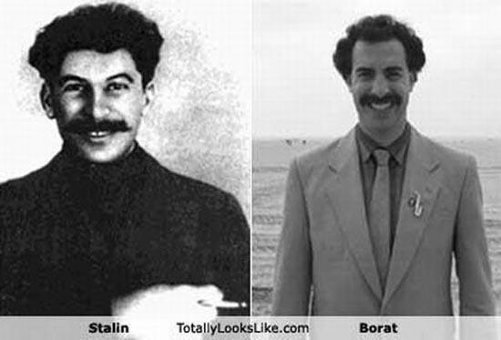 Διάσημοι που μοιάζουν με ιστορικά πρόσωπα (17)