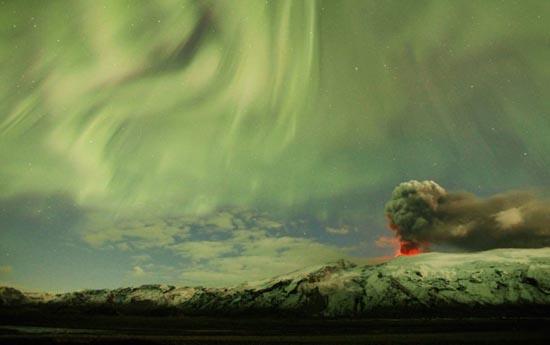 Εκπληκτικές φωτογραφίες ηφαιστειακών εκρήξεων (4)