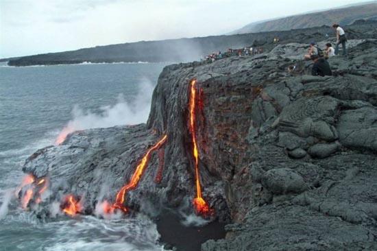 Εκπληκτικές φωτογραφίες ηφαιστειακών εκρήξεων (5)