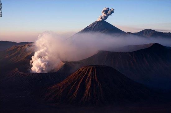 Εκπληκτικές φωτογραφίες ηφαιστειακών εκρήξεων (7)