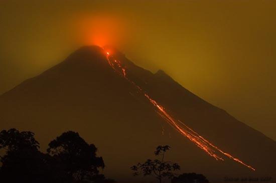 Εκπληκτικές φωτογραφίες ηφαιστειακών εκρήξεων (9)