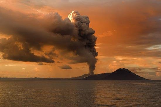 Εκπληκτικές φωτογραφίες ηφαιστειακών εκρήξεων (13)