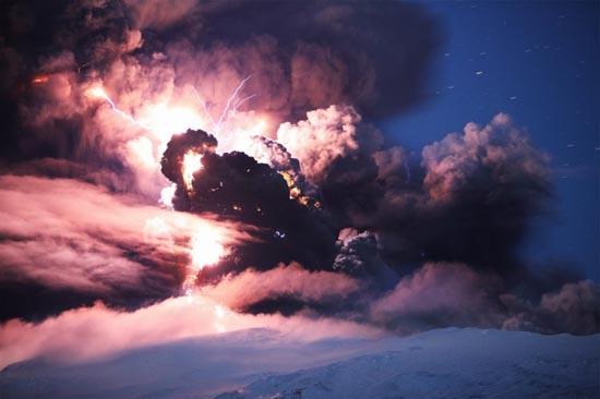 Εκπληκτικές φωτογραφίες ηφαιστειακών εκρήξεων (23)