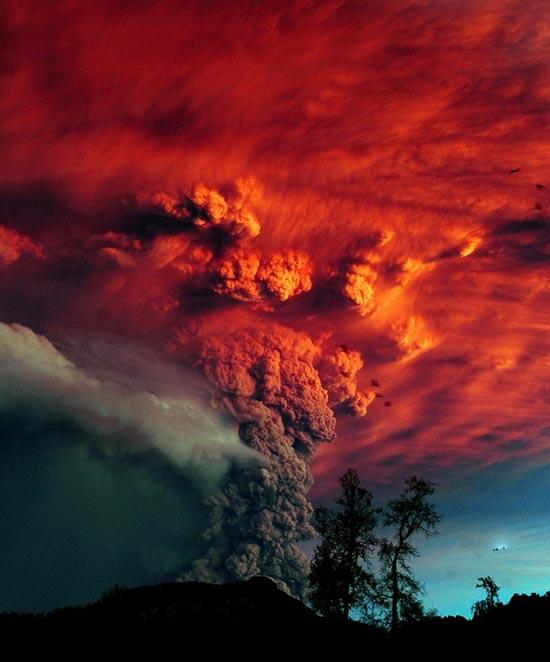 Εκπληκτικές φωτογραφίες ηφαιστειακών εκρήξεων (24)