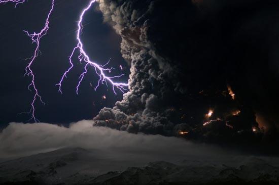 Εκπληκτικές φωτογραφίες ηφαιστειακών εκρήξεων (32)