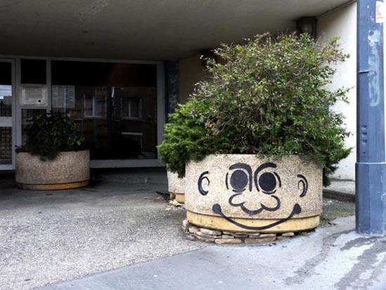 Εντυπωσιακή τέχνη του δρόμου (2)