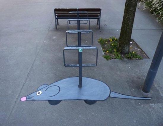 Εντυπωσιακή τέχνη του δρόμου (3)