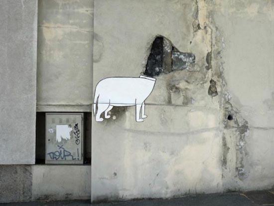 Εντυπωσιακή τέχνη του δρόμου (5)