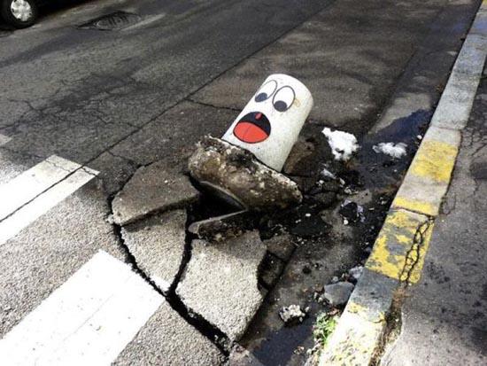 Εντυπωσιακή τέχνη του δρόμου (6)