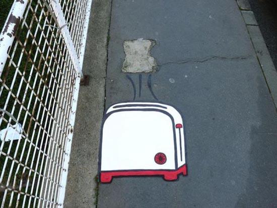 Εντυπωσιακή τέχνη του δρόμου (8)