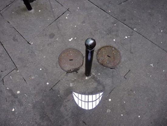 Εντυπωσιακή τέχνη του δρόμου (9)