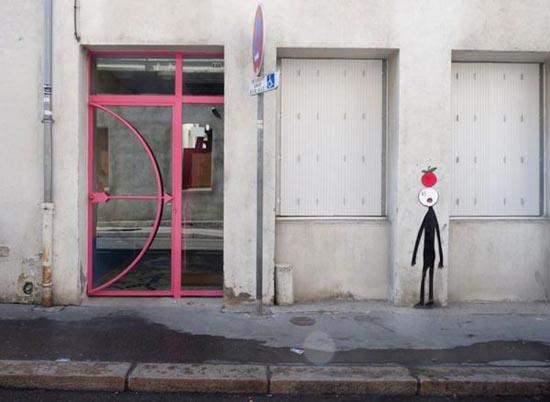Εντυπωσιακή τέχνη του δρόμου (10)