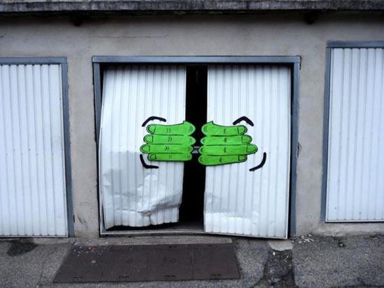 Εντυπωσιακή τέχνη του δρόμου (12)