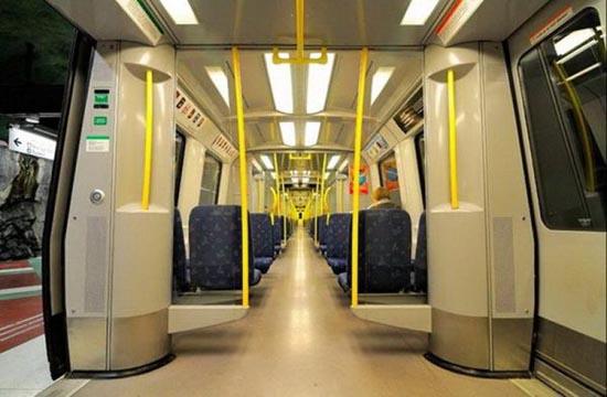 Το εντυπωσιακό μετρό της Στοχόλμης (5)