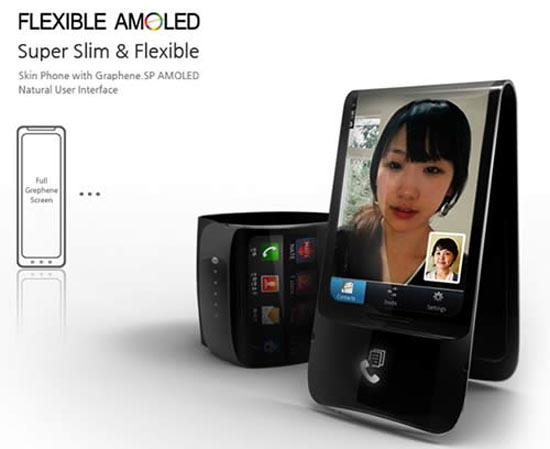 Το απίστευτο ευλύγιστο κινητό Samsung (8)