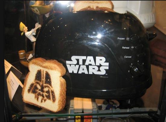 Φρυγανιέρα Star Wars (1)