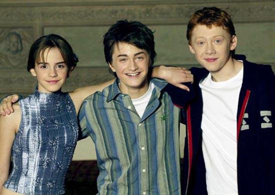 """Οι ηθοποιοί του """"Harry potter"""" τότε και τώρα (6)"""